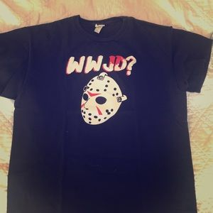 What would JASON do? T-shirt Friday the 13th